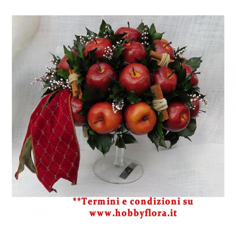 Piante Da Regalo : Centrotavola con composizione floreale materiale