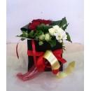 """Composizione Rose """"Elegant"""""""