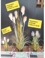 Pennisetum Artificiale ht 80 cm