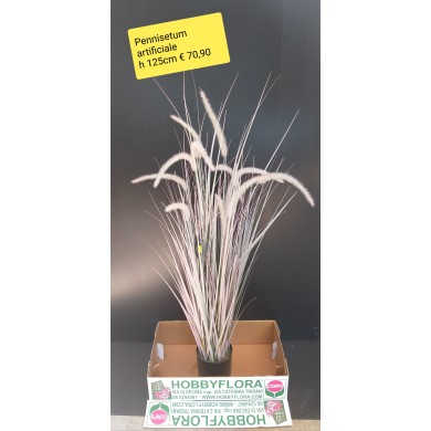 Pennisetum Artificiale ht 125 cm