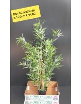 Bambù artificiale ht 120 cm