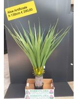 Aloe artificiale ht 130 cm