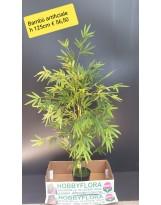 Bambù artificiale - altezza 125 cm