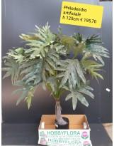 Philodendro artificiale ht 125 cm